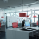Pristine office conditions via professional facility cleaning services